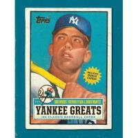 【预订】Yankee Greats: 100 Classic Baseball Cards