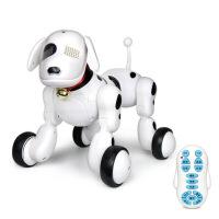 无线遥控智能机器狗电子宠物中英文儿童早教电动玩具狗