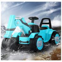 挖土机可坐可骑钩机遥控工程车儿童全电动挖掘机男孩玩具车
