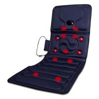 全身按摩毯按摩床垫全身多功能电动加热毯振动家用按摩器肩颈部腰部腿部
