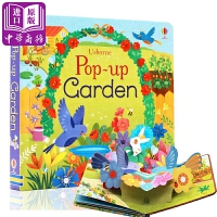 【中商原版】尤斯伯恩立体绘本:花园Usborne pop-up:Garden立体书精品绘本儿童阅读