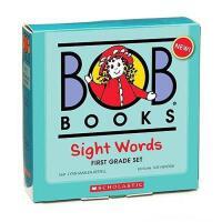 【现货】英文原版 鲍勃书:一年级常见词 Bob Books: Sight Words First Grade 5-6岁