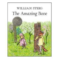 Amazing Bone 英文原版儿童书《会说话的骨头》 1977年凯迪克银奖绘本