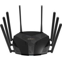 水星无线路由器D268G 全千兆家用双频5G穿墙王wifi智能高速光纤宽带大户型AC2600M 八天线幻影游戏路由