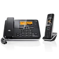 集怡嘉(Gigaset)原西门子电话C810数字无绳来电显示数字电话机