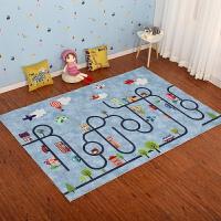 卡通儿童乐园地毯客厅沙发茶几地毯