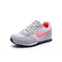 耐克(NIKE)新款男女童运动鞋大童休闲鞋跑步鞋 807319-007