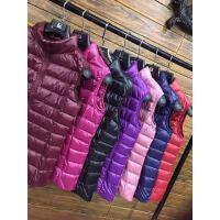 秋冬回馈 饱满90绒 实穿轻薄软羽绒马甲保暖外套 女可打包