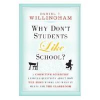 【现货】英文原版 为什么学生不喜欢学校? Why Don'T Students Like School? 认知科学家的