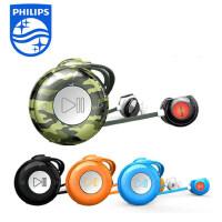 飞利浦SA5208带耳机一体式运动型HIFI时尚学生便携MP3可爱随身听