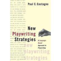 【预订】New Playwriting Strategies: A Language-Based