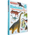 Dinosaurs and Other Prehistoric Creatures 英文原版 Twirl 儿童自然科科