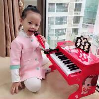 儿童初学者多功能电子琴家用钢琴玩具女孩初学1-3-6-12岁小孩宝宝