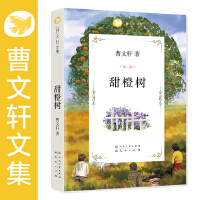 曹文轩文集-甜橙树