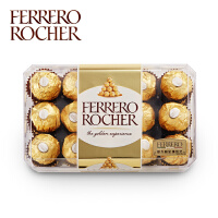 [当当自营] 费列罗 榛果威化巧克力30粒装