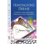 【预订】Huntington's Disease: Etiology and Symptoms