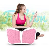 健身减肥器材燃脂瘦腿瘦肚子震动减脂机甩脂机抖抖机家用懒人塑身