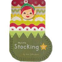 My Little Stocking 我的小长袜[卡板书] ISBN9781452102252
