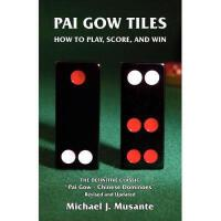 【预订】Pai Gow Tiles: How to Play, Score, and Win