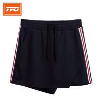 【下单即享7折优惠】TFO 19年新款 防走光 短裤裙设计 女款休闲运动裙裤
