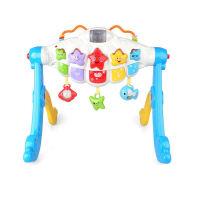 宝宝婴儿早教玩具摇摆企鹅宝宝看地球仪海洋奇趣字母大巴模型触控音乐灯光小警车