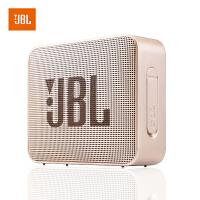 【当当自营】JBL GO2 香槟金 音乐金砖二代 蓝牙音箱 低音炮 户外便携音响 迷你小音箱