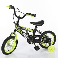 【送头盔 护具礼包】【带闪光轮】儿童自行车小孩子童车单车脚踏车男女宝宝2-3-4-6-10岁 裸车 看好对应图颜色随机