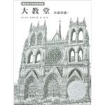 正版全新 大教堂/画给孩子的历史奇迹
