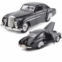 新款仿真合金儿童玩具汽车1:28复古经典老爷车模型摆设收藏3开门