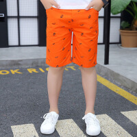 儿童短裤 男童薄款时尚运动中裤子韩版夏季新款中大童休闲五分裤