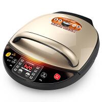 利仁(Liven)LR-D3020A 电饼铛 电脑版煎烤机可拆盘电脑版电饼铛 180度展平