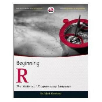 【预订】Beginning R: The Statistical Programming Language 美国库房发货,通常付款后3-5周到货!