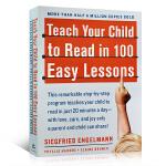 顺丰发货 轻松100课教会孩子阅读英文 Teach Your Child to Read in 100 Easy Le
