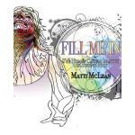 【预订】Fill Me in: The Human Canvas Initiative Colouring Book