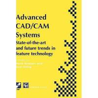 【预订】Advanced CAD/CAM Systems: State-Of-The-Art and