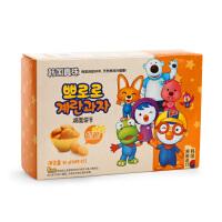 韩国宝噜噜宝露露 鸡蛋饼干50g 奶酪味 宝宝磨牙饼干 零食