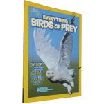 美国国家地理 National Geographic Kids Everything Birds of Prey 儿童