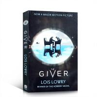 英文原版 The Giver Lois Lowry 记忆授予者 电影版小说原著科幻小说书籍 纽伯瑞金奖作者 Lois