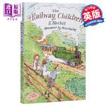 【中商原版】铁路边的孩子们 英文原版 The Railway Children 经典儿童文学 儿童小说 9-12岁