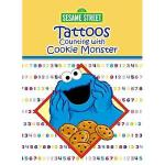 【预订】Sesame Street Tattoos Counting with Cookie Monster