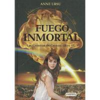 【预订】El Fuego Inmortal. Las Cronicas de Cronos: Libro