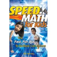 【预订】Speed Math For Kids: The Fast, Fun Way To Do Basic