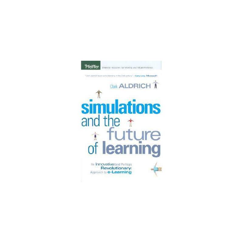 【预订】Simulations And The Future Of Learning: An 美国库房发货,通常付款后3-5周到货!