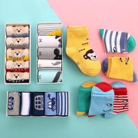 【1件3折】包邮春季儿童袜子棉质可爱卡通袜子中筒袜四季宝宝袜子