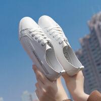 chic小白鞋女春夏季2018新款百搭韩版ulzzang原宿平底帆布鞋