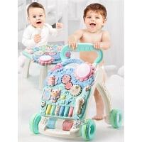 婴儿学走路助步车6-7-18个月1岁儿童玩具宝宝学步车手推车
