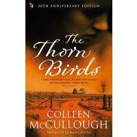 【现货】英文原版The Thorn Birds荆棘鸟