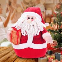 公仔雪人玩偶娃娃摆件套装圣诞节礼物小礼品女