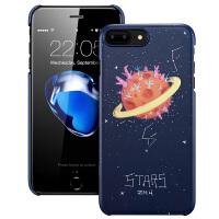 【当当自营】 ESR亿色 iPhone7 Plus手机壳 浮雕卡通硬壳 插画师系列夜光款 星球大战