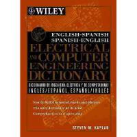 【预订】English-Spanish, Spanish-English Electrical And